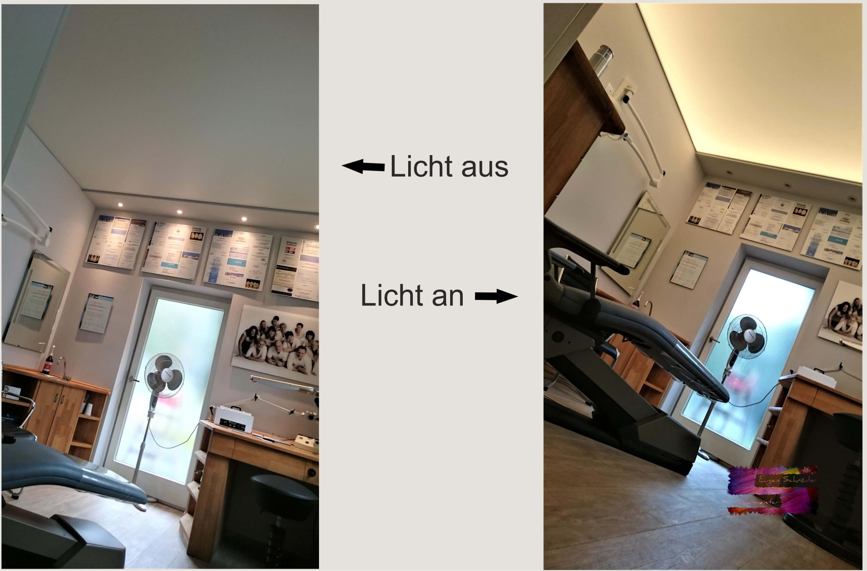 Spanndecke - Malermeister Eugen Schröder in Bielefeld