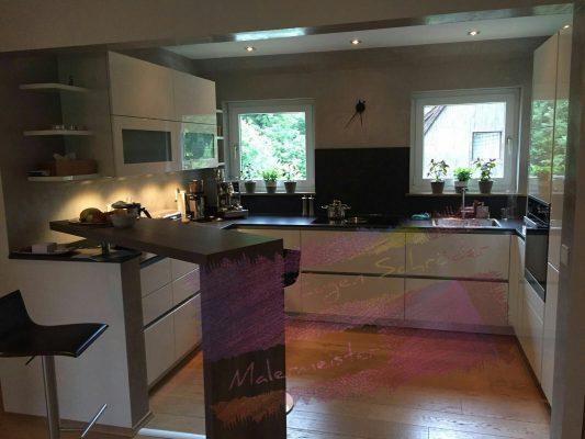 küchen renovierung - malermeister eugen schröder in bielefeld - Küche Bielefeld